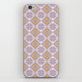 Colorfreak pattern no.9 iPhone Skin