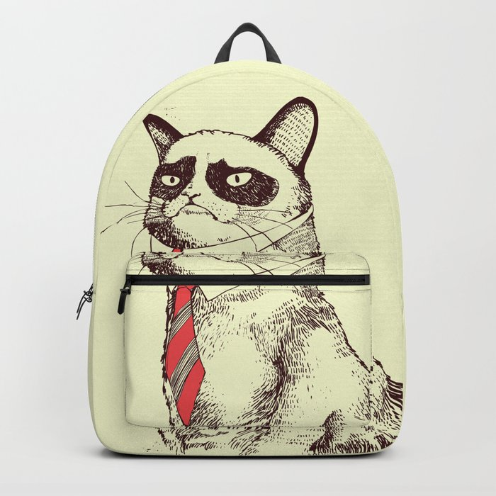 OH NO! Monday Again! Backpack