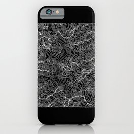 Inverted Incline iPhone Case