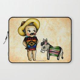 Mexican Kewpie Laptop Sleeve