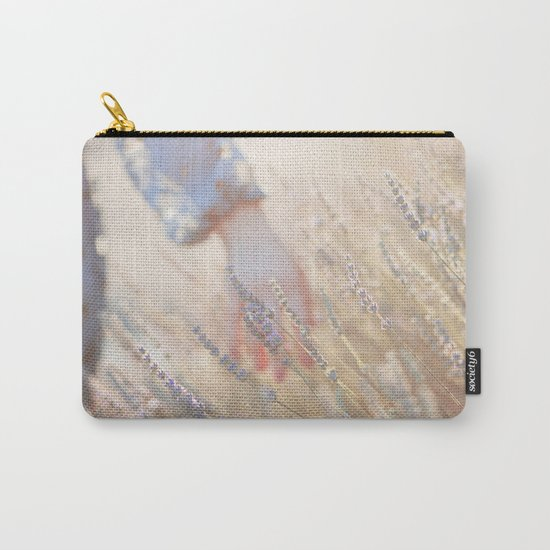 Hands and sunset Carry-All Pouch