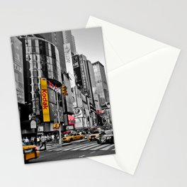 Times Square - Hyper Drop Stationery Cards