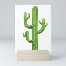 Cactus One Mini Art Print