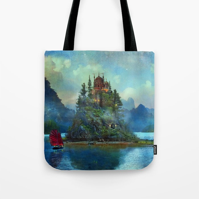 Journey's End Tote Bag