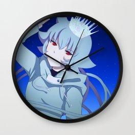 Queen of Ice Wall Clock