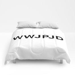 What Would John Paul Jones Do Comforters
