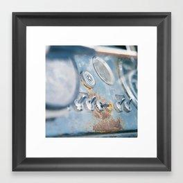 analogic #2 Framed Art Print