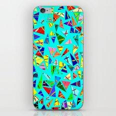 Triangle Mania iPhone & iPod Skin