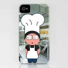 Job serie: the chef Slim Case iPhone (4, 4s)
