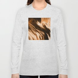 ABSTRACT PAINTING I Long Sleeve T-shirt