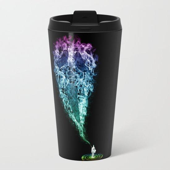 Death (Color) Travel Mug