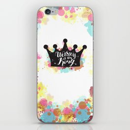 Weasley is our King iPhone Skin