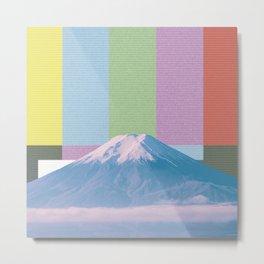 200330_Fuji in color Metal Print