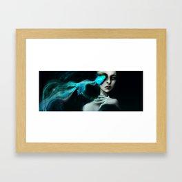 Neofish Framed Art Print