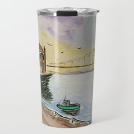 Istanbul Travel Mug