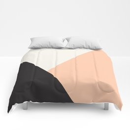 Getting Blocky Dark Comforters