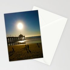 Ocean Sun Stationery Cards