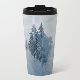After the snowfall Travel Mug