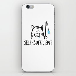 Self-Sufficient iPhone Skin