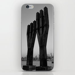 Remember the Towers iPhone Skin