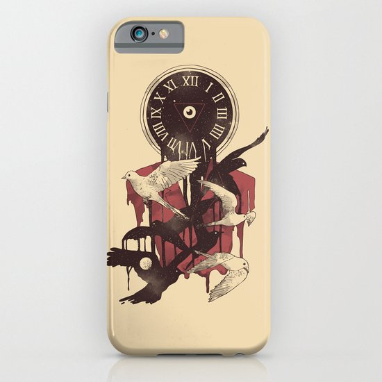 Existence in Time and Space iPhone & iPod Case