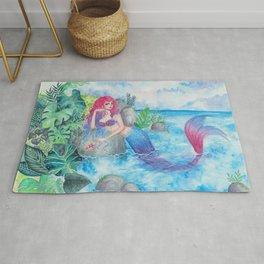 Mermaid Lagoon Rug