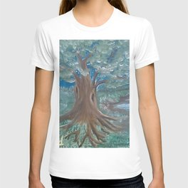 Tree by the Water T-shirt