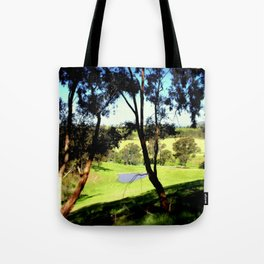 Life in the Alpine Ranges - Australia Tote Bag