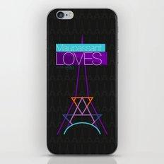 Paris (2 of 5) iPhone & iPod Skin