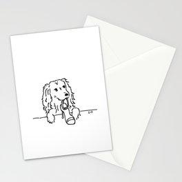 City Dogs {Shoe Diva} Stationery Cards