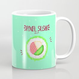 Tobiko Wasabi Roll Coffee Mug