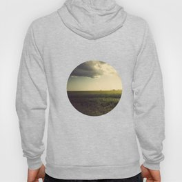 If you spend your whole life waiting for the storm, you'll never enjoy the sunshine Hoody