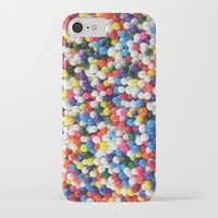 sprinkles iPhone & iPod Cases featuring Sprinkles by Tanya Dawn Art