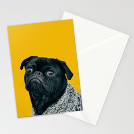 Pug Is Life Stationery Cards