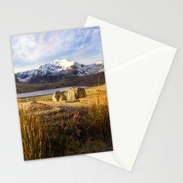 Glyder Fawr and Llyn Ogwen Stationery Cards