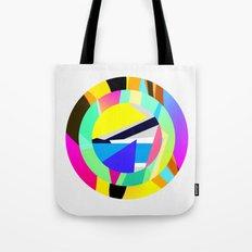 Bizzare Love Triangle Tote Bag