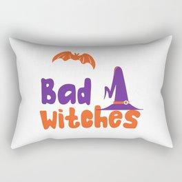 Bad Witches Rectangular Pillow
