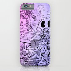 Funky Town pt. 1 iPhone 6s Slim Case