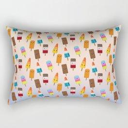 Chilled Friends Rectangular Pillow