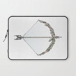 Bow and Arrow Laptop Sleeve