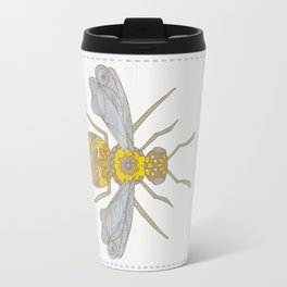 Mr Bee Travel Mug