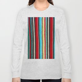 sasazuka knit Long Sleeve T-shirt