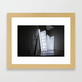 Muyuan Framed Art Print