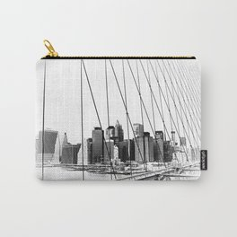 Manhattan NYC x Carry-All Pouch