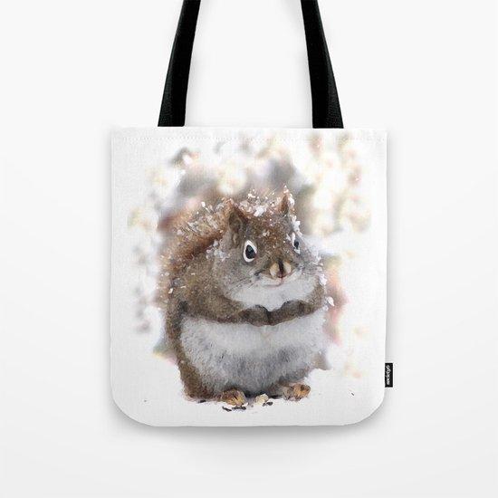 Sweet Squirrel Tote Bag