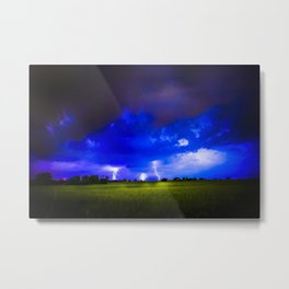 CG TO EAST 2 Metal Print