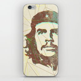 Che's vision iPhone Skin