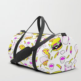 Faster Food Duffle Bag