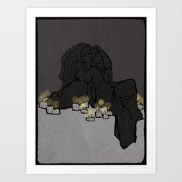 Brigid Art Print