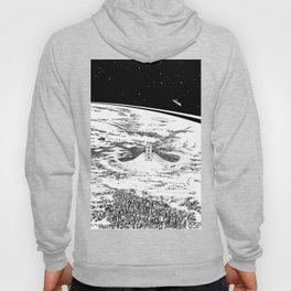 Space upon us Hoody